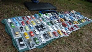 Classic Car Miniatures by Arek-OGF