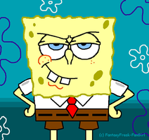 SpongeBob SquarePants by FantasyFreak-FanGirl
