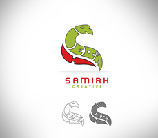 My logo by thesamirH
