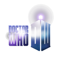 Doctor Who Logo - Transparecy by Poison-Bacon