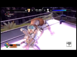 lady x subsistence Vs Becky (6) by DreamCandice