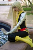 Phoenix Comicon 2014: Ilyana Rasputin (Magik) by Firelight-Cosplay