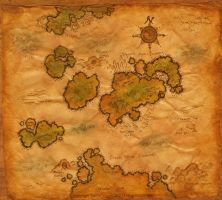 EAST Trade Winds Map by scalawags