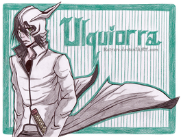 Ulquiorra Badge by Kaiyaru