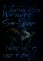 Empty Spaces by Klussky
