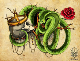 Snake by quidames