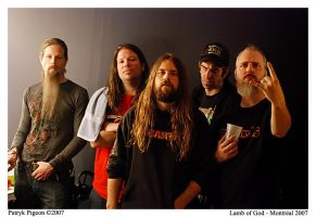 Lamb of God - Band - Promo by MrSyn