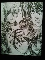 my favorite anime/video game characters completed by Panicatthedisco7