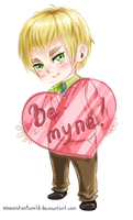 APH: harT candy by NonexistentWorld
