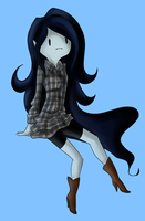 Marceline 2 by AdventureWoot