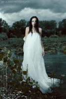 Lady of the Lake XII by ilijaa