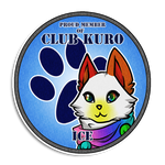 Club Kuro Badge: Ice by Kuro-Creations