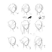 Hair Styles Vol 1 by ron-guyatt