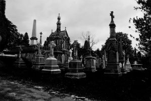 Utley cemetery by The-Travellers-Tale
