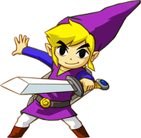 Purple Link 2 by Pheonixmaster1