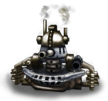 SteamPunkist Tower2 by kaely33