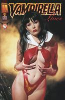 VAMPIRELLA by synthetikxs