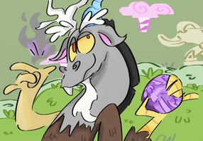 Discord by cartoonwho
