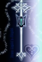 Keystaff - True Light's Flight - by WeapondesignerDawe