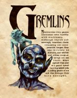 Gremlins by Charmed-BOS
