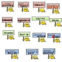 smilies english by Mouagip