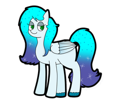 Contest Entry (Sapphire Shine redesign) by YulizieLove