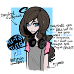 my look today (sketch) by poliip