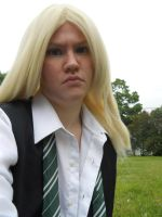 Lucius Malfoy: On the Grounds by SabinaRose5