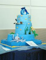 Dolphin Topper by Feantalia