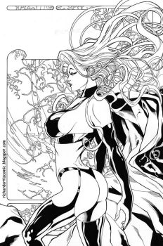Lady Death by Ric1975