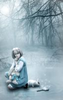 Alice in winterland... by lady-amarillis