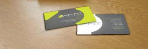 ANT Business Card by grodasy
