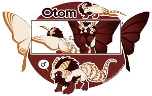 Otom the Lioptera by Rubilight