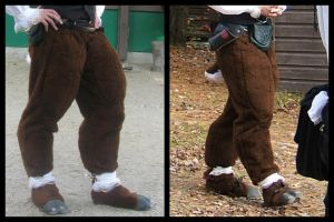 Aiden Ashfoot Satyr Pants by Mink-the-Satyr