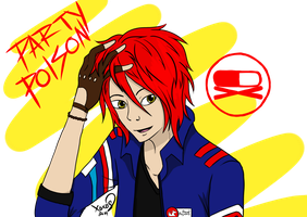 +Party Poison+ by Art-of-Sorrows