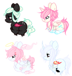 Cheeb Auction adopts by SecretMonsters