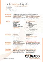Resume Graphic Artist 2009 by Flexpoint