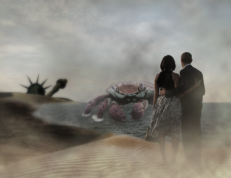 The Fall of America... by Warbot40