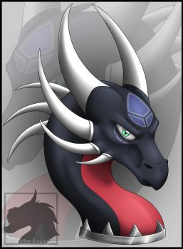 Cynder by drazzy-the-dragoness