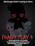 Foal's play 4 by bronybyexception