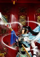 The General of Shu : Zhao Yun by pinkyluxun