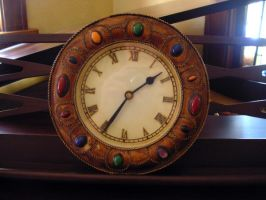 Old Clock 1 by bean-stock