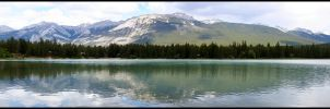 Lake Edith by N1ghtf4ll3r