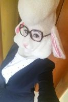 Bellwether - Zootopia by MissLittleOtaku