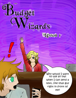 Budget Wizards Page 3 by kenchinblade