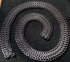 Stainless Steel Belt by Kithplana