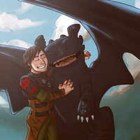 Fan-Art: HTTYD2 by The-Troglodyte
