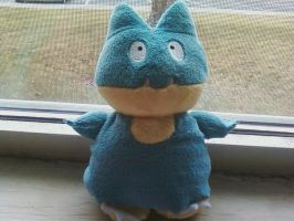 My First Plushie by Cody2897