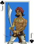 Stu's Captain Sinbad by MirrorwoodComics