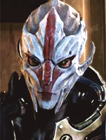 The first official female turian by daffyneko